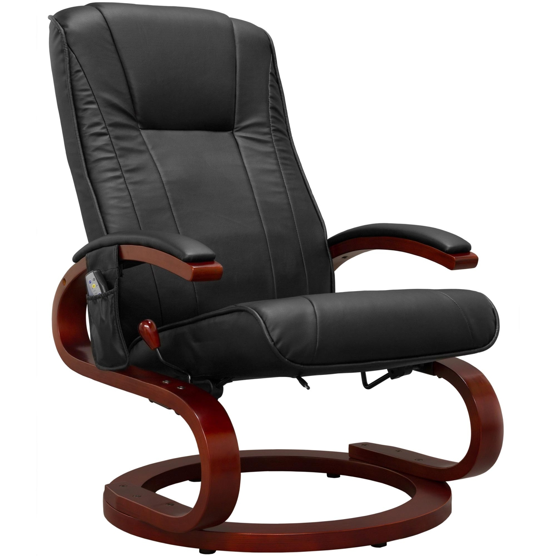 stilista massagesessel fernseh relax tv sessel schwarz neu. Black Bedroom Furniture Sets. Home Design Ideas
