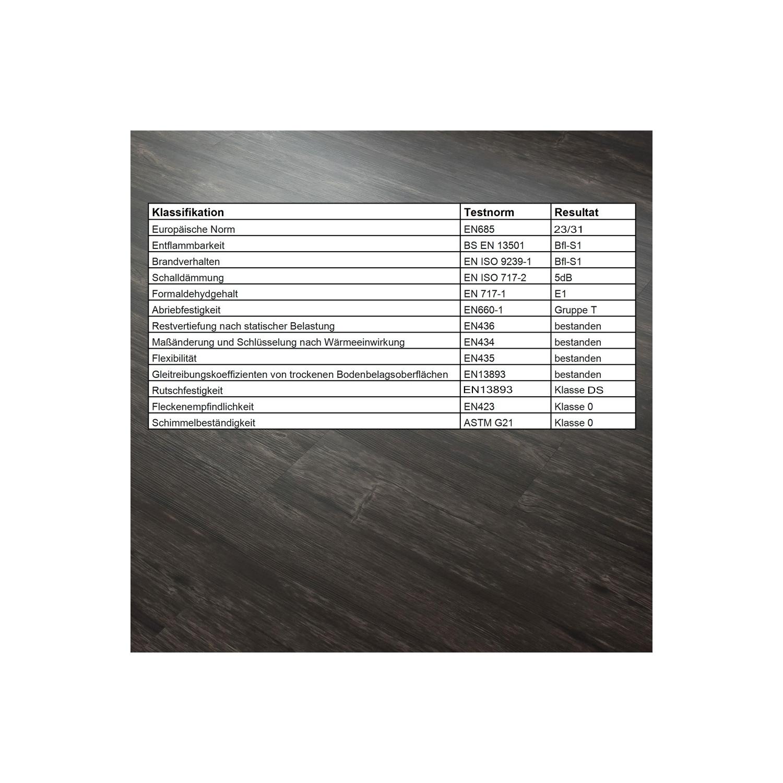 stilista 5 07m 20m vinyl laminat dielen vinylboden. Black Bedroom Furniture Sets. Home Design Ideas