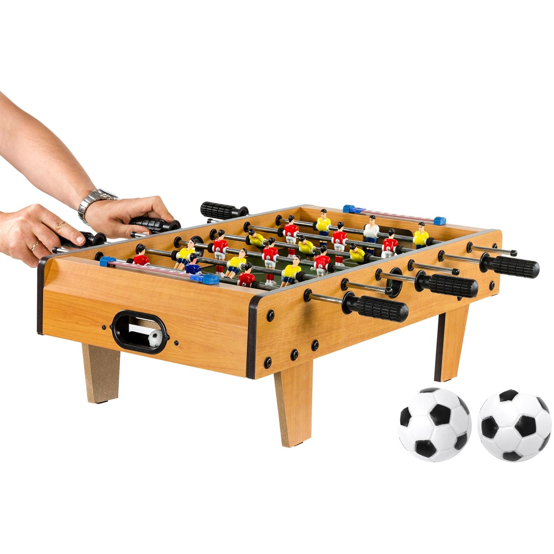 Mini kicker 70x37x25cm calcio balilla tavolo partita ebay - Calcio balilla tavolo ...