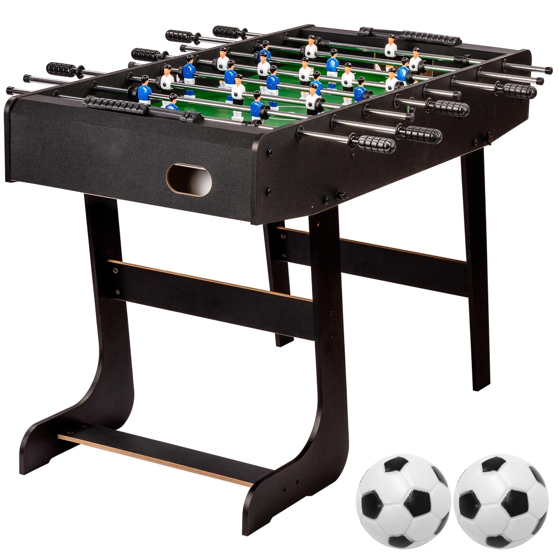 Biliardino calcio balilla calcio da tavola tavolo da calcetto pieghevole ebay - Calcio balilla da tavolo ...