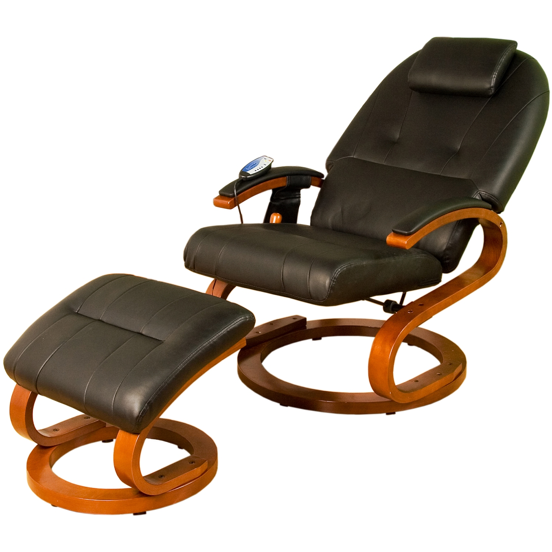 stilista massagesessel fernseh relax tv sessel schwarz ebay. Black Bedroom Furniture Sets. Home Design Ideas