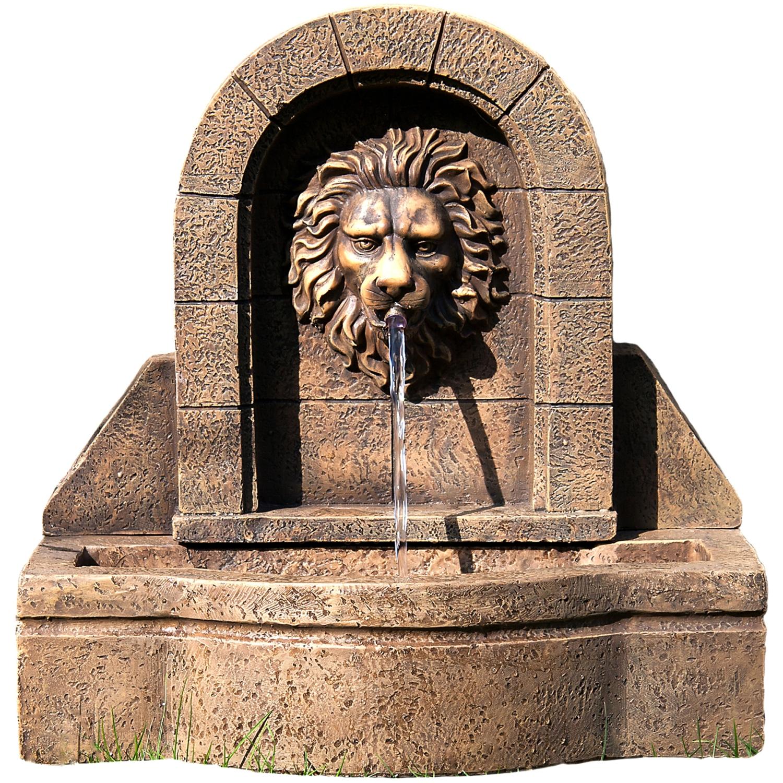 Dekobrunnen Löwe Ein besonderes Highlight für Ihren Garten. Preis: 66.99 €