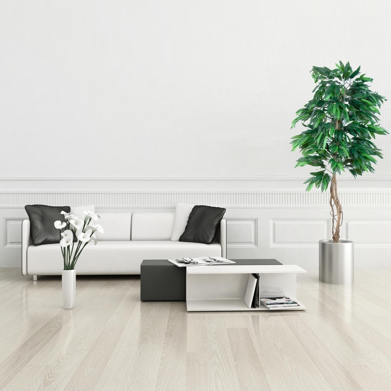 Plantasia mangobaum 180cm arbre artificiel plantes d for Magasin plante interieur