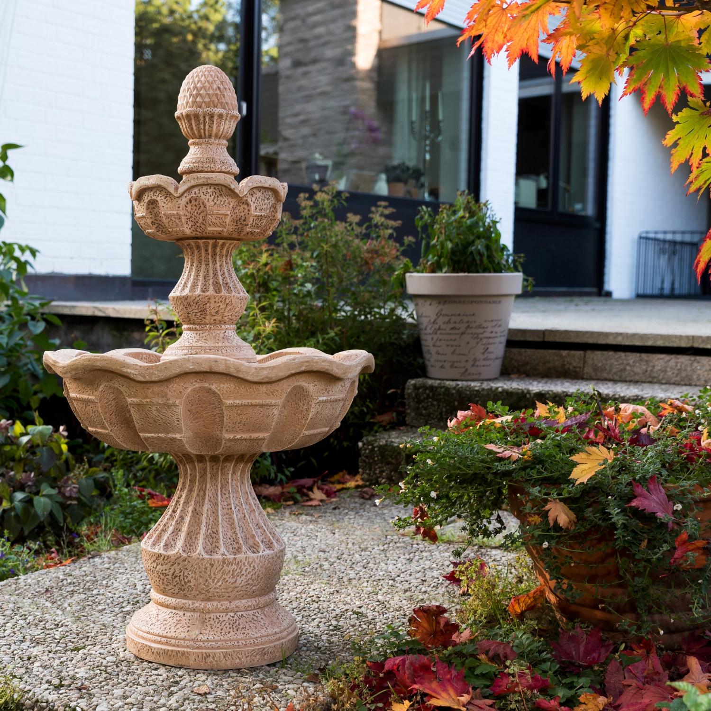stilista gartenbrunnen springbrunnen zierbrunnen garten terrasse