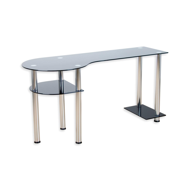 Designer Schreibtisch Glas 2021